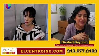 Hablamos de las votaciones primarias con Elizabeth Reynoso de El Centro Inc.