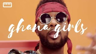 "Afrobeat Instrumental | Maleek Berry ft Sarkodie Type Beat - ""Ghana Girl"" (Prod. BellaBrix)"