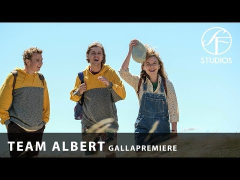 Team Albert - Gallapremiere i Imperial!
