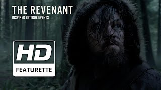 The Revenant   'Bear Attack - Behind the Scenes'   Official HD Featurette 2016