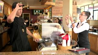 Crazy Coffee Order at The Coffee Bean