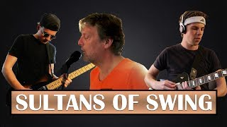Dire Straits - Sultans of Swing (Music Cover ft. Richard)