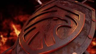 Epic war 3d Logo intro animation