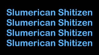 Yelawolf ft. Killer Mike - Slumerican Shitizen [HQ & Lyrics]