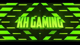2D EPIC GREEN INTRO FOR KH GAMING BY SHARKFX | Read desc