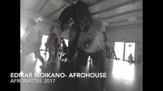 AFROBATTLE 2nd edition Edmar Moikano - afrohouse