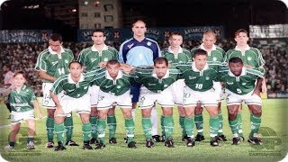 Palmeiras na Libertadores 2001 - Campanha Completa