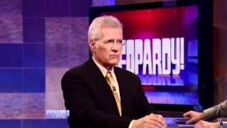 John's No-Verb Interview on Jeopardy
