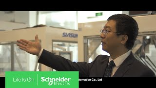 IoT EcoStruxure™ ensures Reliability for Siasun