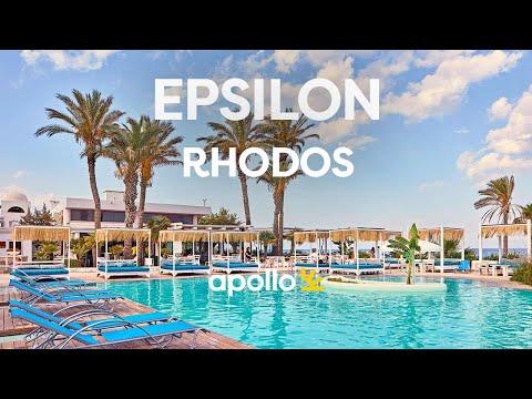 Apollo Mondo Selected-hotellet Episilon på Rhodos