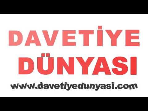 DAVETİYE DÜNYASI www.davetiyedunyasi.com