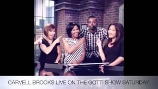 Film Maker Carvell Brooks Live On The Gotti Show!