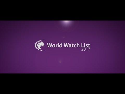 I förföljelsens spår  |  1 World Watch List 2017 release