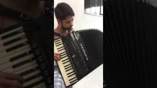 Sanfoneiro - trio parada dura
