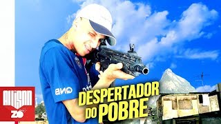 MC Disciplina - Despertador do Pobre (DJ Peter 2k30)