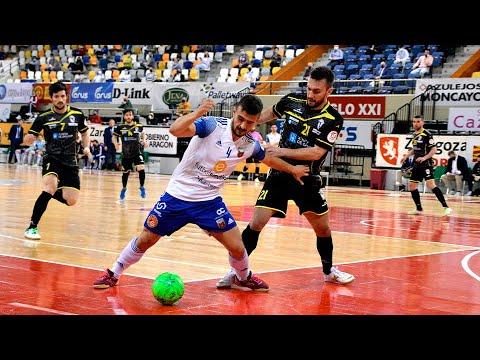 Fútbol Emotion Zaragoza - O Parrulo Ferrol Jornada 18 Temp 2020-21