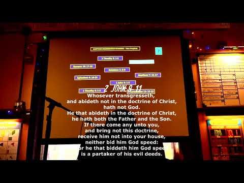 Bible Verse Memorization - 09 Verses - Test #4
