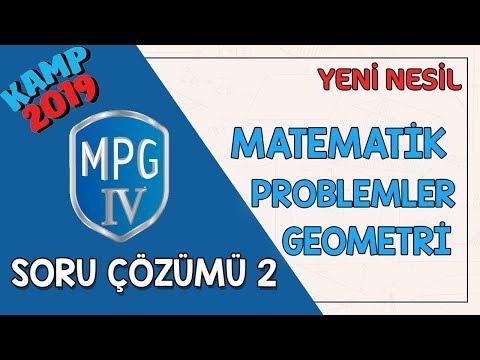 Tyt yeni nesil - mpg 4 soru çözümü 2 kamp2019
