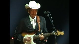 Bob Dylan Absolutely Sweet Marie (edit) Bournemouth 05.05.2002
