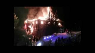 ALADAĞ'A AĞIT:Yaşamak Bu Yangın Yerinde!..