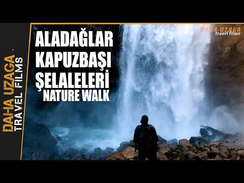 Aladağlar Kampı, Hacer Ormanları, Hacer Bogazı, Kapuzbaşı Şelaleri, Zamantı Vadisi, Doğa Yürüyüşü.