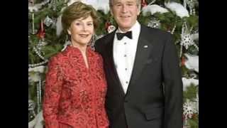 George & Laura Bush: enduring love
