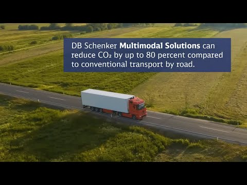 DB Schenker Multimodal and Dedicated Solutions