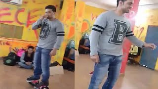 Dev makes Fun during Dance Rehearsal | What is Dev doing during Film Shooting inside Studio