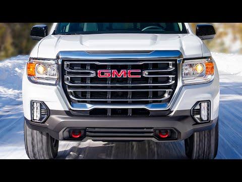2021 GMC Canyon ? Premium Pickup Truck