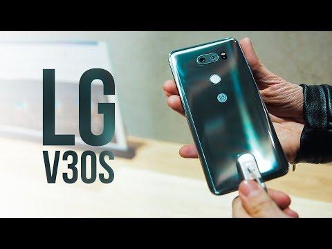 LG V30S: Review în Română
