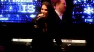 Mia Rose and Ace of Base - The Sign (live at SIME 08)