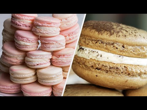 5 Macaron Recipes Every Dessert Lover Should Try ? Tasty