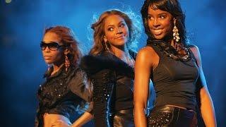 Destiny's Child  - Soldier (Live NBA All Stars 2005) HD