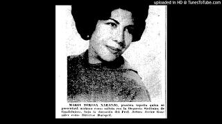 """Maria Teresa Naranjo plays Mompou's """"Jeunes Filles Au Jardin"""""""