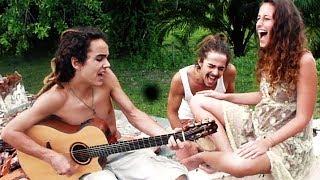 TRILÚMIA - Meia Lua Inteira (Carlinhos Brown)