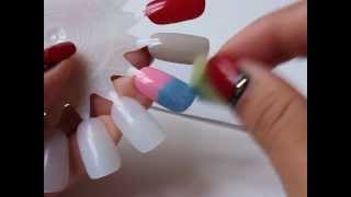 How To: Creating a Gradient on Your Nails