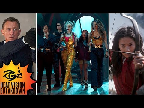Debating the Must-See Movies of Spring 2020 | Heat Vision