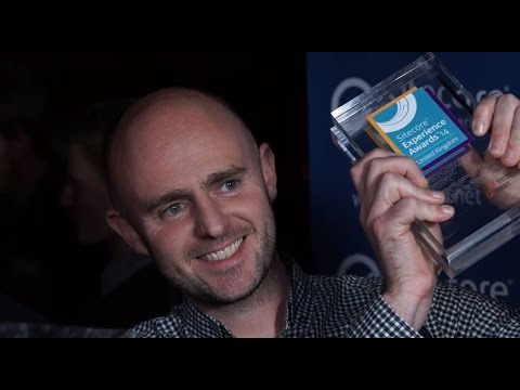 Sitecore Experience Awards - People's Choice Winner - Everton FC