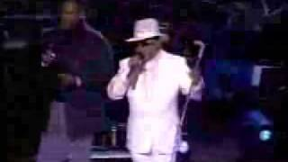 Luther Vandross & Ronald Isley sing If Only you Knew Live