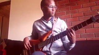 Ninanoki - Nameless ft. Amani (Bass Cover)   #GrooveThursday with Flying Bassman