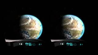 "Blue Marble ""Pale Blue Dot"" - Oculus Rift"