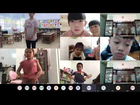 20210526 一年二班生活律動直播課 - YouTube
