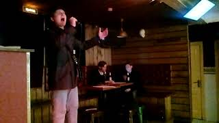 Pumpkin Priest - Breaking The Law (Judas Priest Cover) [Live @ Poison Bar] (11/09/2017)
