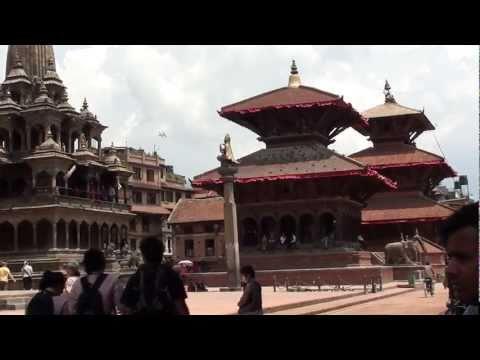 2011 May 22 – Patan Durbar Square, Lalitpur, Nepal
