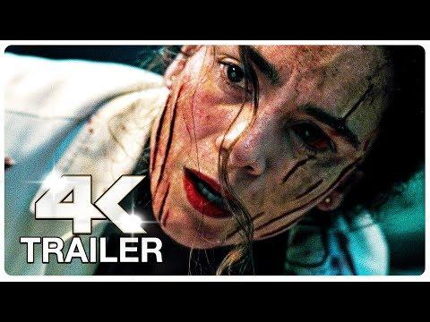 Movie Trailer : THE NEW MUTANTS Trailer (4K ULTRA HD) NEW 2020
