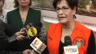 Primer centro de refugio frente a desastres naturales en Parque Zonal Huiracocha