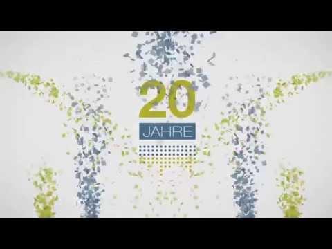 20 Jahre stellenanzeigen.de: ein guter Grund zu feiern!
