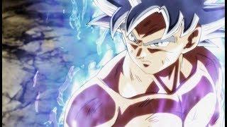 Goku Mastered Ultran  Instinct  VS Jiren【AMV】Warrior  | Dragon Ball Super |