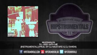 RJ (Pushaz Ink) - Ride With Me [Instrumental] (Prod. By DJ Mustard & DJ Swish) + DL