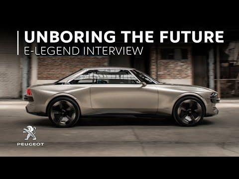 E-LEGEND INTERVIEW: A DRIVE TO THE FUTURE